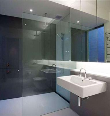 Bluebone Project Management Frameless Glass Shower Screens